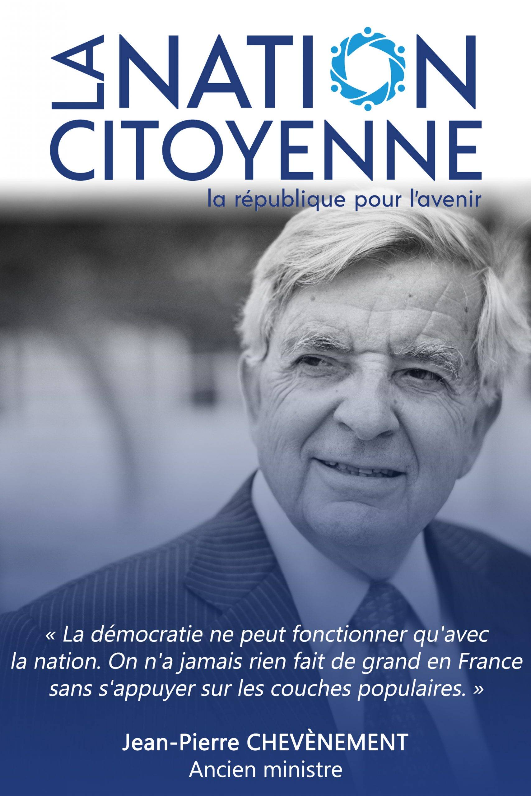 12. Jean Pierre chevènement