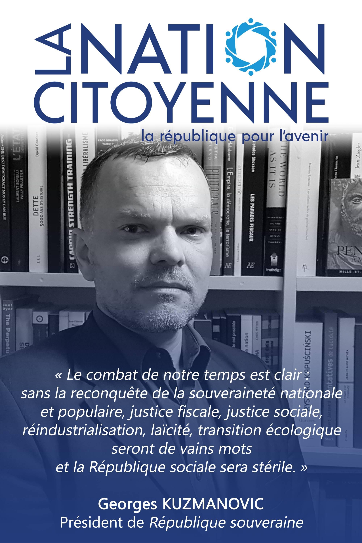 14. Georges Kuzmanovic