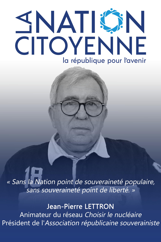 8. Jean-Pierre LETTRON