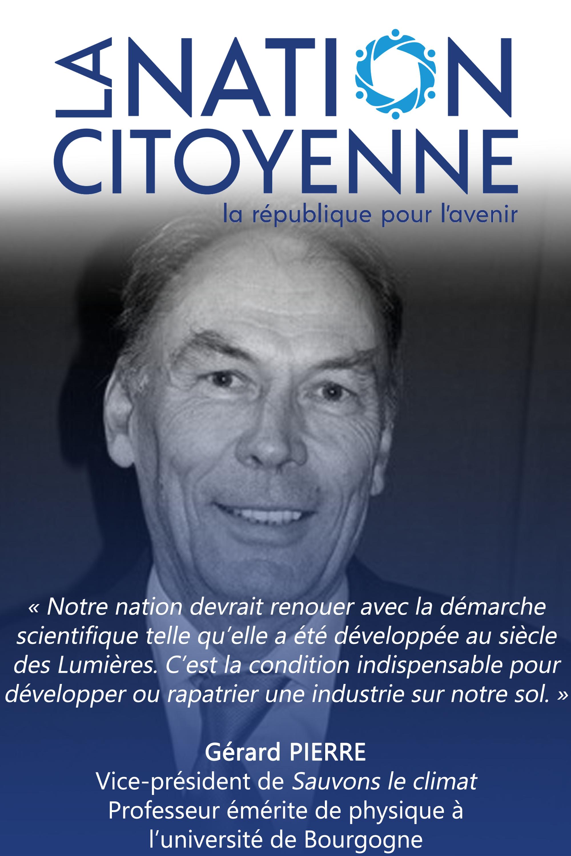 Gérard PIERRE